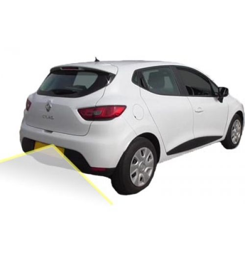 Renault Clio Reversing Rear View Camera Kit for Easy Link System