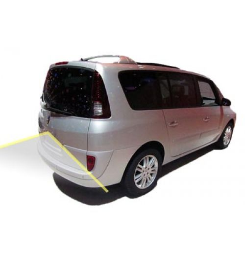 Renault Espace Reversing Rear View Camera Kit for Tom Tom Radio