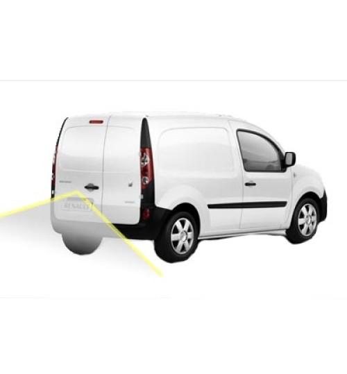 Renault  Kangoo Reversing Rear View Camera Kit with Guidelines