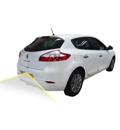 Renault Megane Reversing Rear View Camera Kit for R-Link Radio