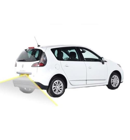 Renault Scenic Reversing Rear View Camera Kit for Tom Tom Radio