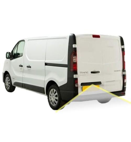 Renault Trafic Reversing Rear View Camera Kit for Media Nav Radio