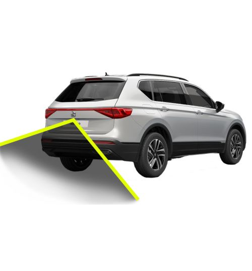 Seat Tarraco Reversing Rear View Camera Kit - Dynamic Guidelines