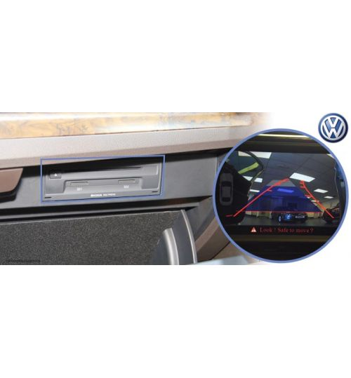Reversing Camera Kit for All Volkswagen Vehicles with 5F Module