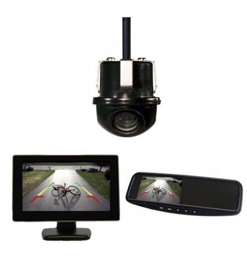 Universal Rear View Camera Package