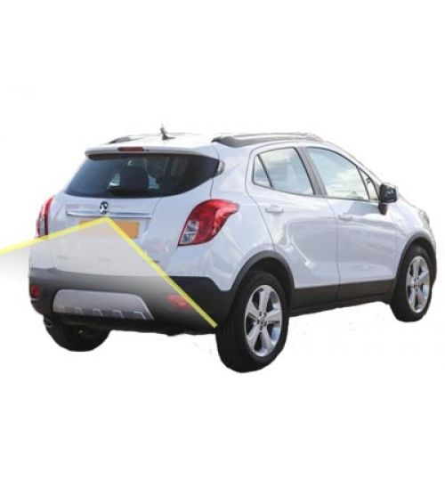 Vauxhall Mokka Reversing Rear View Camera Kit with Guidelines