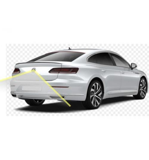 Genuine VW Arteon Reversing Emblem Camera Kit With Moving Guidelines