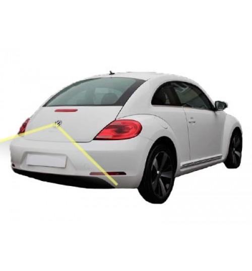 VW Beetle Reversing Emblem Camera Kit With Guidelines