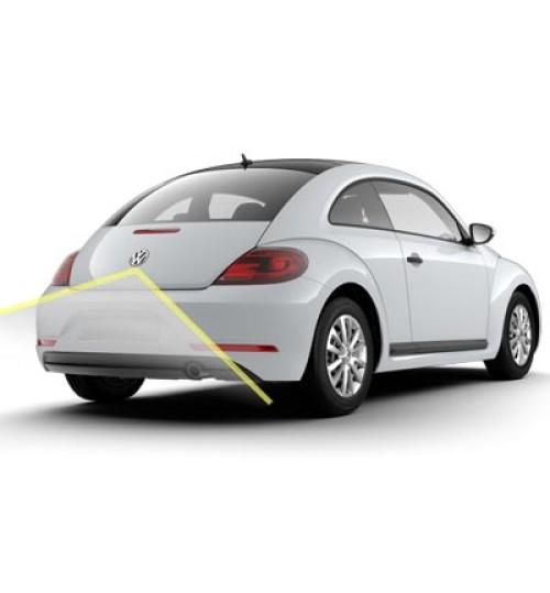VW Beetle 2015+ Reversing Emblem Camera Kit With Guidelines