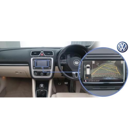 Reversing Rear View Camera Kit for Volkswagen RNS 315 / RNS 510