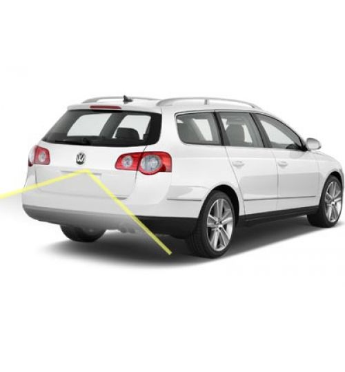 VW Passat Estate B7 Rear Camera Kit with Moving Guidelines- Genuine