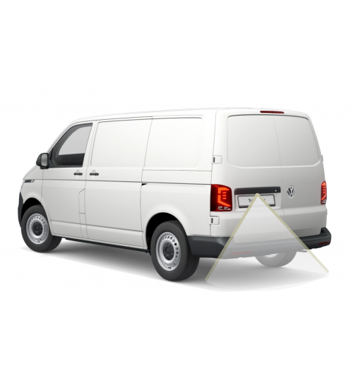 Volkswagen (VW) Transporter T6.1 (Swing Doors) Reversing Camera Kit - Low line