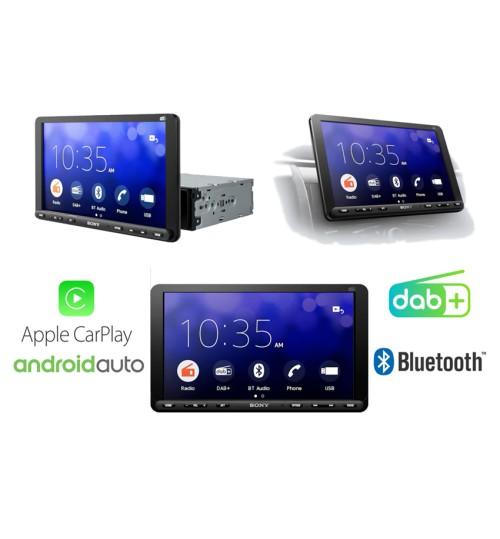 Sony XAV-AX8050D Car Stereo System - DAB Bluetooth Apple Carplay Android Auto