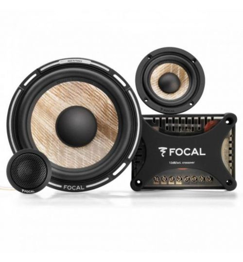 Focal Flax Cone 3-way component Speaker 160W - PS 165 F3