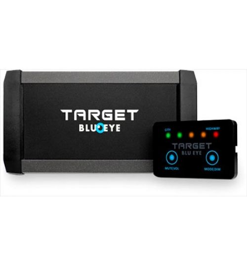 Target BlueEye: An Eye For Safety