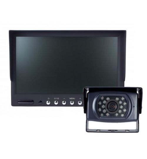 """EchoMaster MCK-70 - Complete Camera and 7"""" TFT/LCD Monitor Kit"""