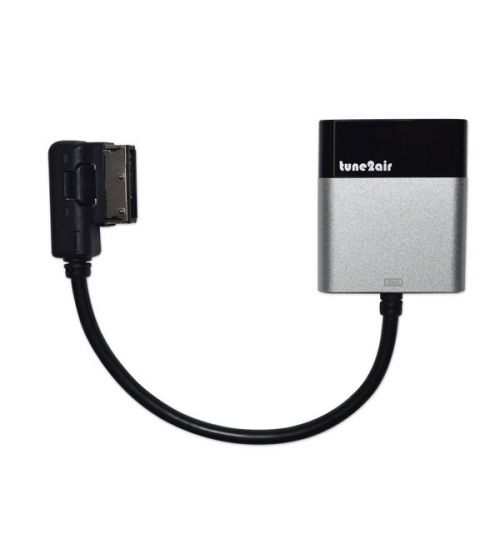 Viseeo WMA3000A Wireless Bluetooth Music Interface Adaptor for In-Car Kits