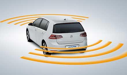Golf-7-Parking-Sensor-X903D-G7R