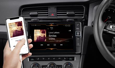 Golf-7-Smartphone-Playback-X903D-G7R