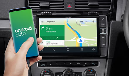 Online-Navigation-with-Android-Auto-Navi-X903D-G7R
