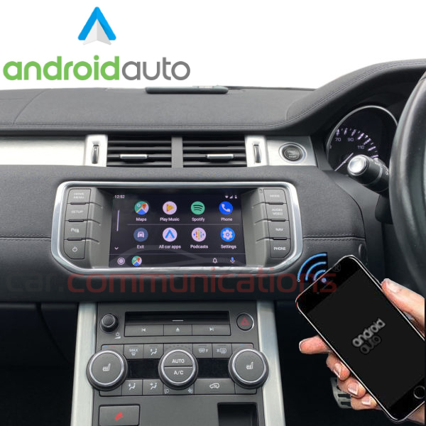 JLR-Land-rover-retrofit-android-auto-carcommunications