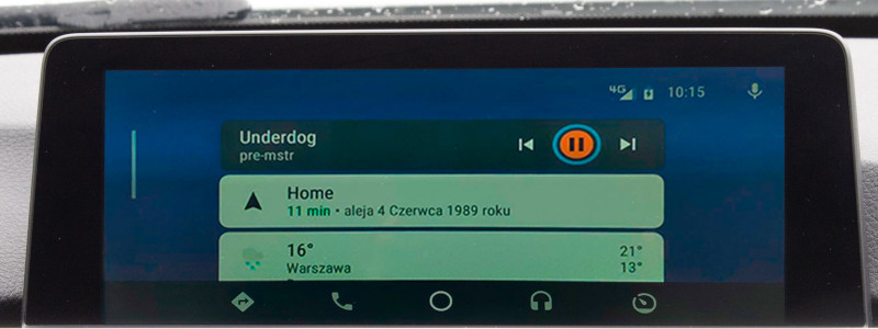 Bimmer-tech Android Auto Mirroring MMI Plus for BMW