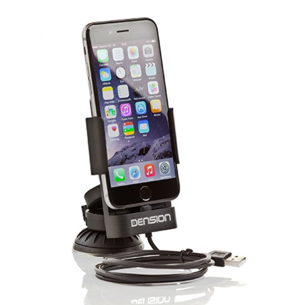 the best attitude b513f 00b91 Dension iPhone 6 cradle for Gateway - IP6LCRP