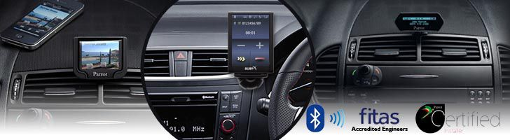 Bluetooth Hands-Free Car Kits