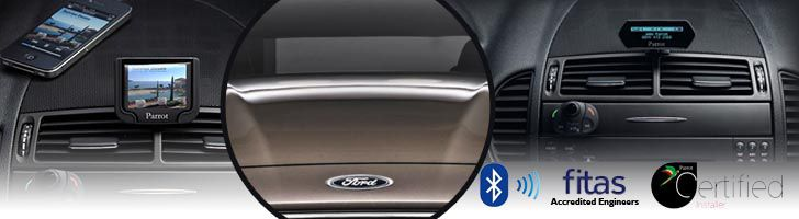 Ford Bluetooth Hands-Free Car  Kits