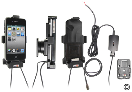 official photos cc02c ae58c 549400 Holder with External Antenna Connection for the Apple iPhone 4/4S