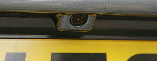 Mercedes Benz Reversing Camera