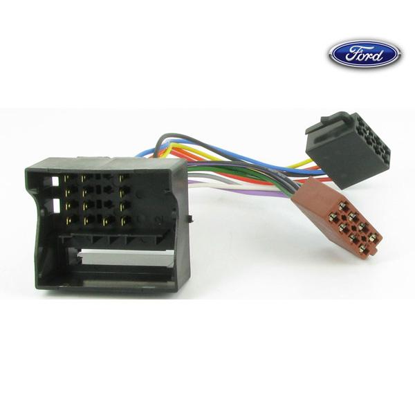 CT20FD05 Auto Stereo Radio Iso Kabelbaum Adapter Kabelbaum für Ford