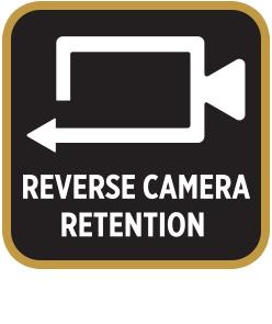 Reverse Camera Retention