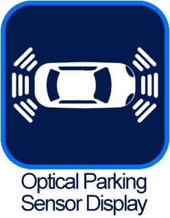 Optical Parking Sensor Display