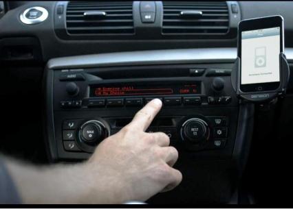 Dension Gateway Lite BT GBL3TO1/A2DP non-text Lexus iPod  iPhone/USB/AUX/Bluetooth Interface Adaptor