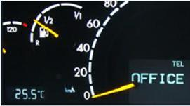 oem FISCON instrument cluster