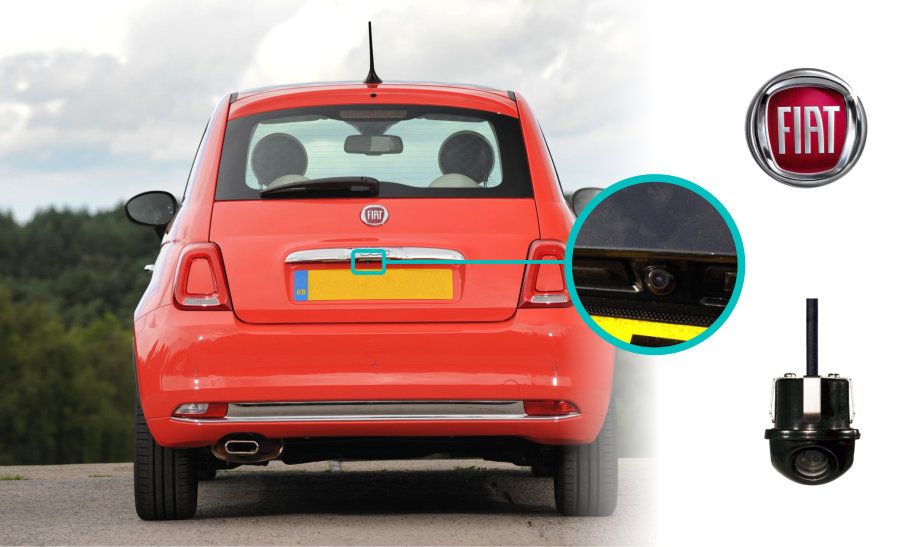 Fiat-500-rear-view-reversing-camera-retrofit-kit-solution-cam