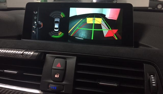 If Car Has Navigation Can It Have Installed Rear Camera