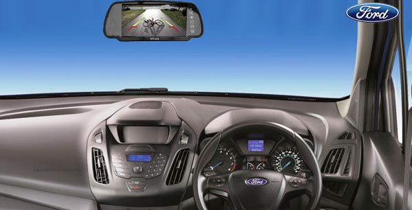 mirror monitor for ford transit