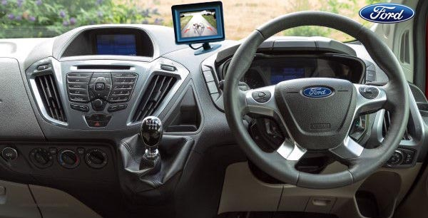 monitor for ford transit