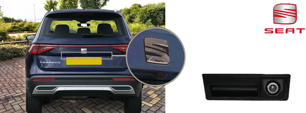 Seat Tarraco Rear View Camera Kit