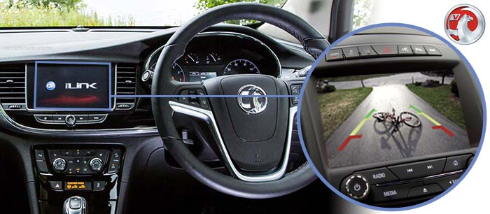 Vauxhall Mokka Dimensions >> ...