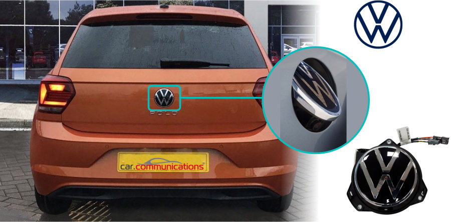 Volkswagen-polo-2021-retrofit-reversing-rear-view-camera-kit-solution-rear-cam