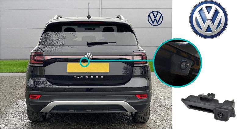 Volkswagen-vw-t-cross-rear-view-reversing-camera-kit-solution-retrofit
