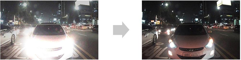 Thinkware-f200pro-dashcam-features-automatic-exposure