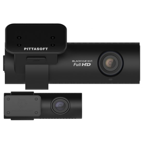 BlackVue DR650GW  In-car Full HD 2 Channel Dash Cam