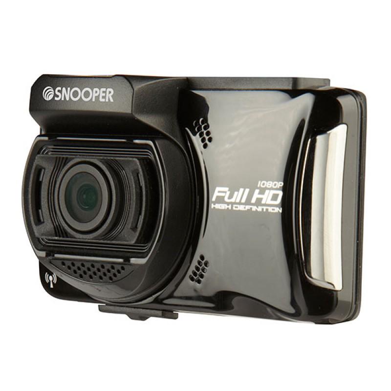 Snooper DVR-4HD - 1080p HD In Car Dash Camera