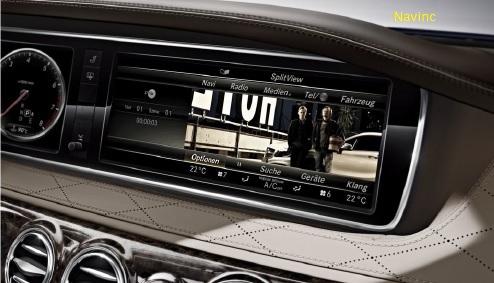 VIM-MB9 - Mercedes Comand Navigation NTG5 (W222 / W205 / W447)