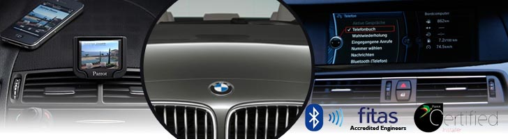 BMW Bluetooth Hands-Free Car Kits