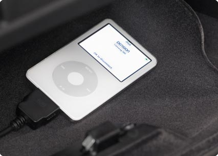 iPod car adaptor